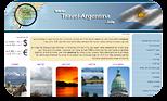 אתר תיירות המספק למטיילים מידע על ארגנטינה, אטרקציות בערי ארגנטינה מזג אוויר תמונות ועוד.